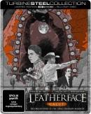 [Vorbestellung] Turbine-Shop.de: Leatherface (Turbine Steel Collection) [UHD + Blu-ray] für 24,95€ + VSK