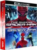 Amazon.fr: The Amazing Spider-Man I & II (+ Blu-ray) [4K Blu-ray] ür 12,89€ + VSK