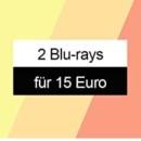 Amazon.de: Neue Aktionen u.a. 2 Blu-rays für 15€
