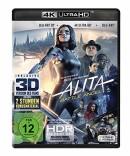 Mueller.de: Alita – Battle Angel (4K Ultra HD) (+ Blu-ray 3D) (+ Blu-ray 2D) für 12,75€