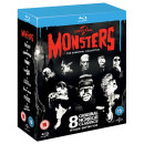 Zavvi.de: reduzierte Filme, z.B. Universal Classic Monsters: The Essential Collection [Blu-ray] für 12,99€ + VSK