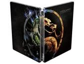 [Vorbestellung] Amazon.es: Mortal Kombat Teil 1+2 Steelbook [Blu-ray] für 19,99€ + VSK
