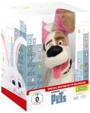 Media-Dealer.de: Pets 1 Limited Edition mit Plüschhund + Pets 2 im Set (DVD) für 18,77€ + VSK uvm.