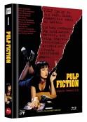 OFDb.de: Pulp Fiction – Limited Collector's Edition Mediabook (Cover D) – limitiert auf 300 Stück für 27,98€ inkl. VSK