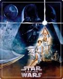 [Vorbestellung] CeDe.de: Star Wars 4K Steelbook (alle Teile) [4K UHD Blu-ray] für je 23,49€ inkl. Versand