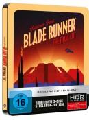 [Vorbestellung] JPC.de: Blade Runner – Final Cut (Steelbook) [UHD + Blu-ray] für 34,99€ inkl. VSK