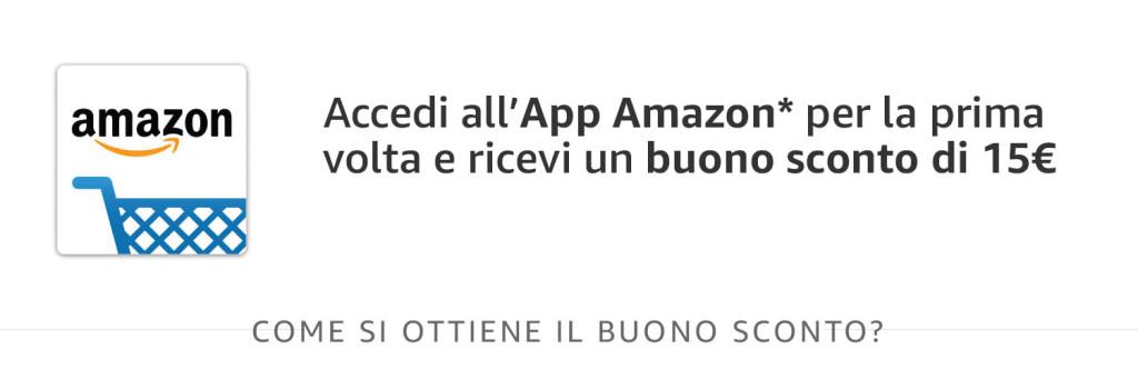 Amazo Italien 15€ Gutschein