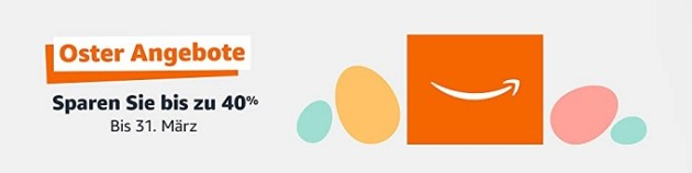 Amazon.de: Oster Angebote Woche (bis 31.03.21)