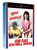 [Vorbestellung] Amazon.de: Gib Gas – Ich will Spaß (mit Nena 1983) Mediabook [Blu-ray + Bonus Blu-ray + DVD] 29,99€ keine VSK