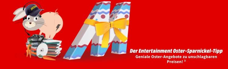 MediaMarkt.de: Oster-Sparnickel-Tipp