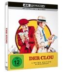 [Vorbestellung] MediaMarkt.de: Der Clou (The Sting) limitiertes Steelbook [4K UHD + Blu-ray] für 32,99€