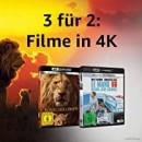 Amazon.de: 3 für 2 – 4K im Sparpaket (bis 02. Mai)