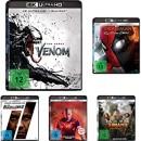 Amazon.de: Film-Boxsets – Sparen Sie mit unseren Filmkollektionen mit z.B. Heldenfilme – Das 5er 4K UHD Film-Boxset (Venom, Spider-Man: Far From Home, Jumanji: The Next Level, Bloodshot, Equalizer 2) für 49,97€ inkl. VSK