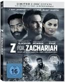 Amazon.de: Z for Zachariah (Mediabook) [Blu-ray + DVD] für 4,97€ inkl. VSK