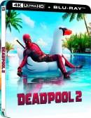 Amazon.es: Neue Steelbook-Lenticular-Serie, z.B. Deadpool 1+2, Logan [4K UHD + Blu-ray] + VSK