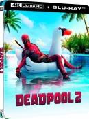 [Vorbestellung] Amazon.es: Neue Steelbook-Lenticular-Serie, z.B. Deadpool 1+2, Logan [4K UHD + Blu-ray] + VSK