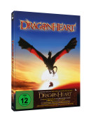 [Vorbestellung] Turbine-Shop.de: Dragonheart (Remastered Limited Edition Mediabook Classic Artwork) [2x Blu-ray] für 24,95€ + VSK