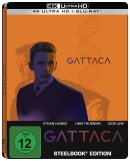 Amazon.de: Gattaca Steelbook UHD + Blu-ray (exklusiv bei Amazon.de) für 26,27€ + VSK