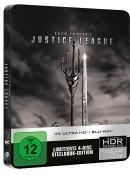 Amazon.fr: Zack Snyder's Justice League Steelbook (4K Ultra HD + Blu-ray) für 23,99€ + VSK