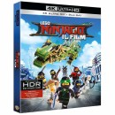 Amazon.de: LEGO Ninjago: Il film 4K (4K UHD + Blu-ray) (IT Import) für 9,04€ + VSK