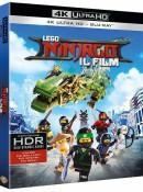 Amazon.de: LEGO Ninjago: Il film 4K (4K UHD + Blu-ray) (IT Import) für 12,11€ + VSK