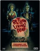 Amazon.de: Return of the living Dead – Verdammt, die Zombies kommen – Steelbook [Blu-ray] für 12,74€ + VSK