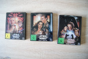 [Review] STAR WARS Prequel Trilogy STEELBOOKS