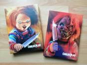 [Review/Unboxing] Chucky 2 & 3 Piece of Art Box Birnenblatt [Blu-ray]