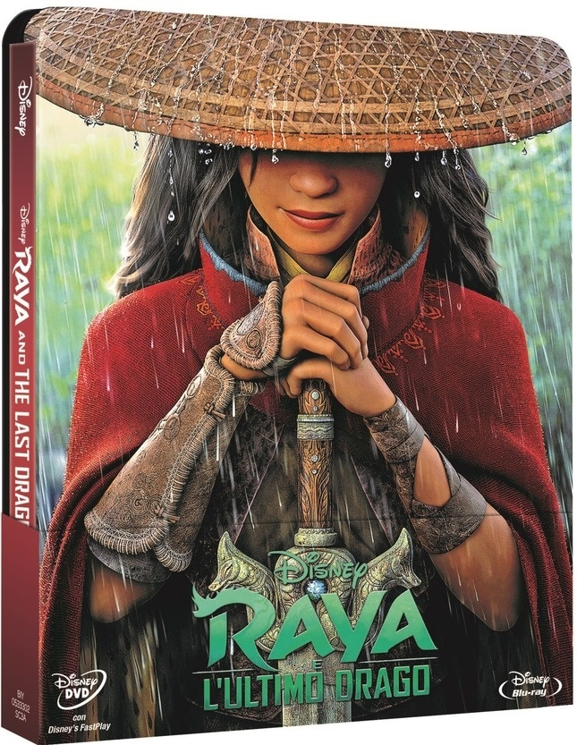 Raya-Dragon-Steelbook