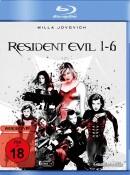Amazon.de: Resident Evil 1-6 [Blu-ray] für 21,97€ + VSK