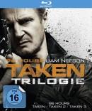 Mueller.de: 96 Hours – Taken 1-3 [Blu-ray] für 9,99€