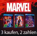Amazon.de: Neue Aktionen u.a. 3 für 2: Marvel im Sparpaket (gültig vom 10.05.-16.05.2021)