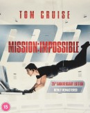 Amazon.co.uk: Mission Impossible 25th Anniversary Edition [Blu-ray] (2021) 4K mastered ca. 10,90€ inkl. VSK