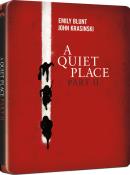 [Vorbestellung] Zavvi.de: A Quiet Place Part II – Limited Edition 4K Ultra HD Steelbook für 38,99€ + VSK