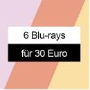Amazon.de: Neue Aktionen u.a. 6 Blu-rays für 30€