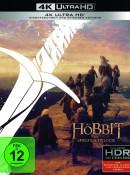 Amazon.de: Der Hobbit: Die Spielfilm Trilogie – Extended Edition [4K UHD] [Blu-ray] für 45,94€ inkl. VSK