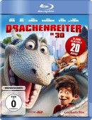 Amazon.de: Drachenreiter [2D + 3D Blu-ray] für 11,94€ + VSK uvm.