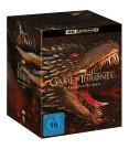Amazon.de: Game Of Thrones – TV Box Set (4K Ultra HD) [Blu-ray] für 113,97€ (Nur Prime Kunden)
