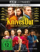 Amazon.de: Knives Out – Mord ist Familiensache (4K Ultra HD) (+ Blu-ray 2D) für 12,97€ + VSK