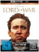 [Vorbestellung] JPC.de: Lord of War (Steelbook/Mediabook) [4K UHD + Blu-ray] für je 29,99€ inkl. VSK