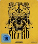 Amazon.de: Sicario – Steel Edition [Blu-ray] für 7,99€ + VSK