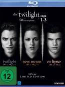 Amazon.de: Die Twilight Saga 1-3 – Was bis(s)her geschah… [Blu-ray] [Limited Edition] für 4,07€
