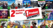 MediaMarkt.de: 3 für 2 auf Games (bis 03.08.21, 20 Uhr)