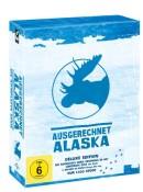 [Vorbestellung] Turbine-Shop.de: Ausgerechnet Alaska (Deluxe Edition + 80-seitiges Buch) [14x Blu-ray + Bonus Blu-ray] für 99,95€