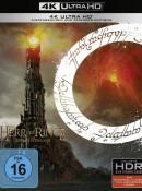 Amazon.de: Der Herr der Ringe: Extended Edition Trilogie [4K Ultra HD] [Blu-ray] für 46,74€ inkl. VSK