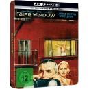 [Vorbestellung] MediaMarkt.de: Das Fenster zum Hof (Limited Edition Steelbook) [4K UHD + Blu-ray] für 29,99€