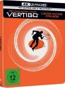 [Vorbestellung] MediaMarkt.de: Vertigo (Limited Edition Steelbook) [4K UHD + Blu-ray] für 29,99€
