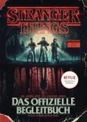 STRANGER THINGS Das offizielle Begleitbuch für 7,99€ Versandkostenfrei !