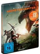[Vorbestellung] JPC.de: Monster Hunter (2D/3D Steelbook) [Blu-ray] für 22,99€ inkl. VSK