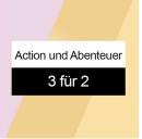 Amazon.de: Neue Aktion – 3 für 2 Genre Action & Abenteuer (bis 22.08.21)